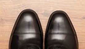 Biznesów buty Obrazy Stock