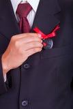 Biznesów klucze Obraz Royalty Free