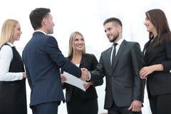 Biznesów partnery biznesowi i Obrazy Stock