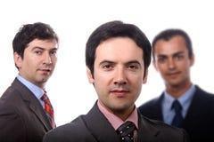 biznesów potomstwa trzy Fotografia Stock