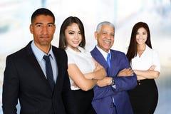 Biznes drużyna przy pracą zdjęcie royalty free