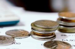 Biznes finansowa inwestycja Obraz Stock
