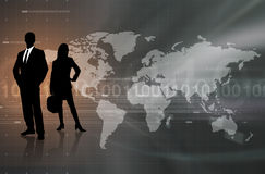 biznes globalny Zdjęcia Royalty Free
