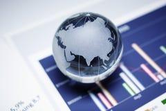 biznes globalny Zdjęcia Stock