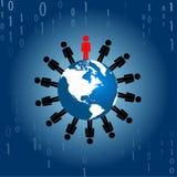 biznes globalny Fotografia Royalty Free