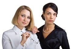 biznes kobiety dwa Zdjęcie Stock