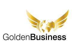 biznes logo Zdjęcie Royalty Free