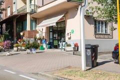 Biznes na głównej ulicie Obraz Stock