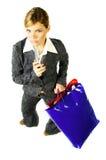 biznes na zakupy Fotografia Stock