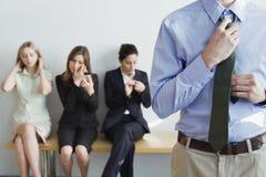 biznes osoby cztery Obraz Stock