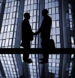 biznes partnerstwa Zdjęcia Stock
