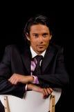 biznes portret Obrazy Stock