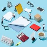 Biznes, rekrutacja, działu zasobów ludzkich działu pojęcie obraz royalty free