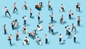 Biznes, rekrutacja, działu zasobów ludzkich działu pojęcie obrazy royalty free