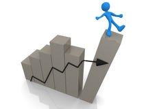 biznes ryzyka ilustracja wektor