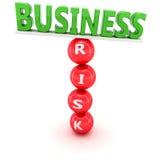 biznes ryzykowny royalty ilustracja