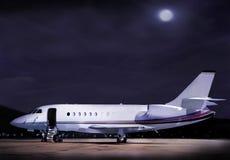 biznes samolot Obraz Royalty Free