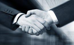biznes shake ręce Zdjęcia Royalty Free