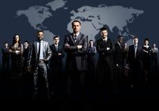 biznes tworząca drużyna obrazy stock