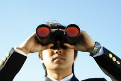 biznes wizje Obraz Stock