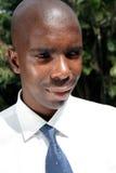 biznesmen afrykańskiej Obraz Royalty Free