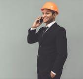 biznesmen amerykański biznesmen Fotografia Royalty Free