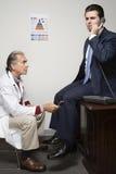 Biznesmen ma medycznego Zdjęcia Stock