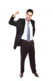 biznesmen sukces obraz stock