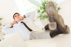 biznesmen sukces Zdjęcie Stock