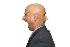 biznesmen twarze zdjęcia royalty free