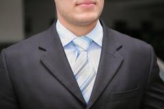 biznesmena apartamentu krawat Fotografia Stock