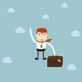 Biznesmena sukces Zdjęcie Stock