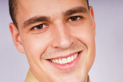 biznesmena twarzy potomstwa Fotografia Stock