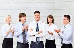 Biznesmeni biurowi obraz royalty free
