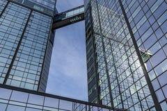 Biznesowa architektura obrazy stock