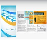 Biznesowa broszurka Zdjęcie Royalty Free