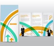 Biznesowa broszurka Fotografia Royalty Free