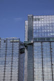Biznesowa budynek powierzchowność Obrazy Royalty Free