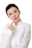 biznesowa chińska kobieta Obraz Stock