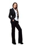 biznesowa dziewczyna Obraz Stock