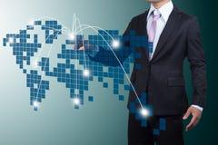 biznesowa ekspansja Obraz Stock