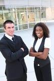 biznesowa etniczna drużyna Zdjęcie Royalty Free