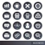 biznesowa ikona ilustracji