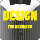 Biznesowa ikona Obrazy Royalty Free