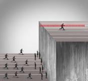 Biznesowa innowaci przewaga ilustracja wektor