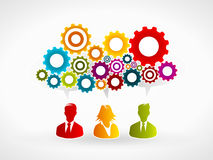 Biznesowa innowacja Zdjęcie Stock