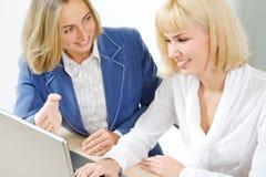 biznesowa interakcja obraz royalty free