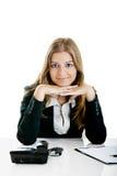 biznesowa kobieta Fotografia Stock