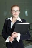 biznesowa kobieta obraz stock