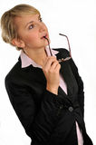 biznesowa kobieta Obrazy Stock